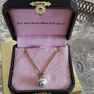 💗Juicy Couture Gorgeous NWT Necklace